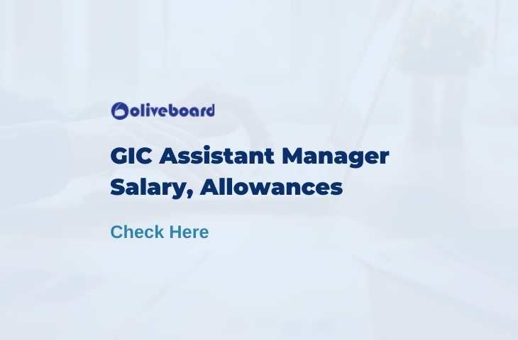 gic assistant manager salary
