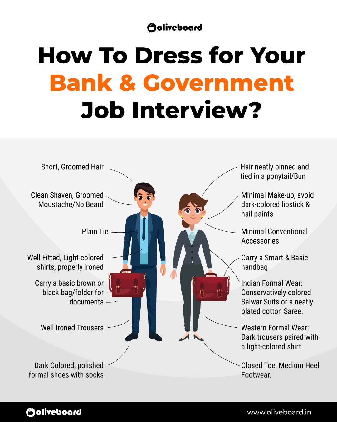How to dress up for the Interview