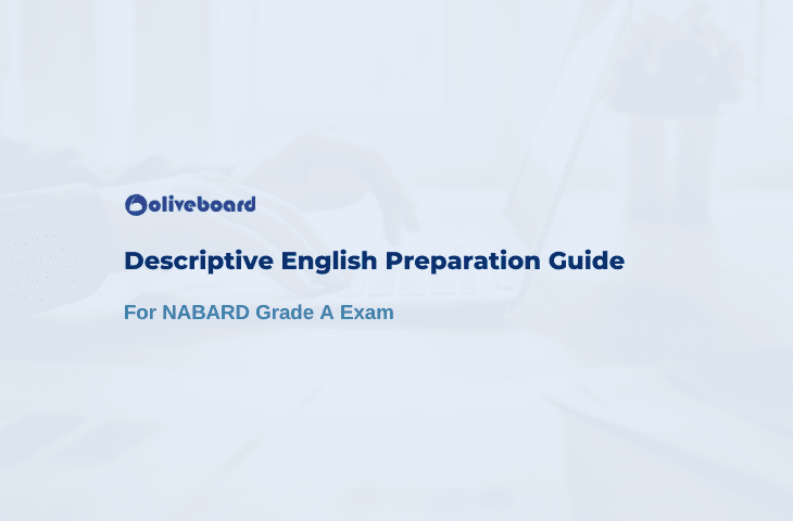Descriptive English Preparation