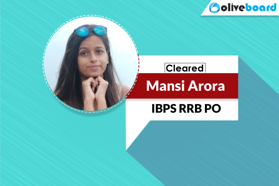 Success Success Story of Mansi Arora