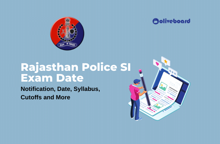 Rajasthan Police SI Exam Date