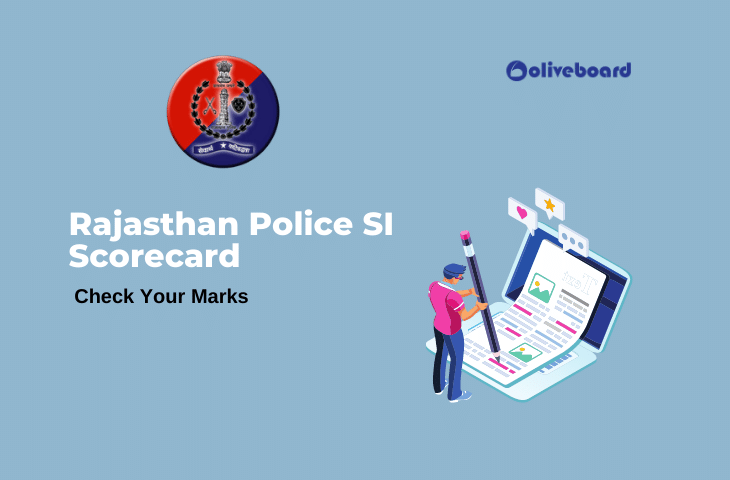 Rajasthan Police SI Scorecard - Check Your Marks