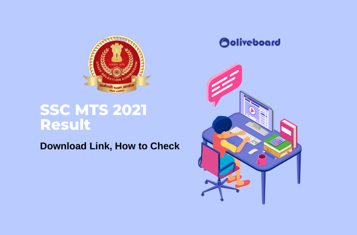 SSC MTS Result - Download Link, How to Check