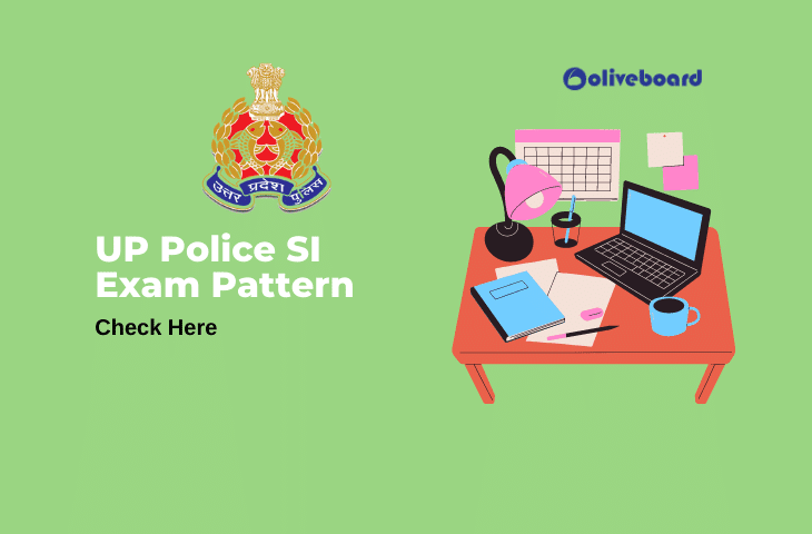 UP Police SI Exam Pattern