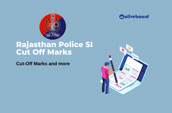 Rajasthan Police SI Cut Off Marks