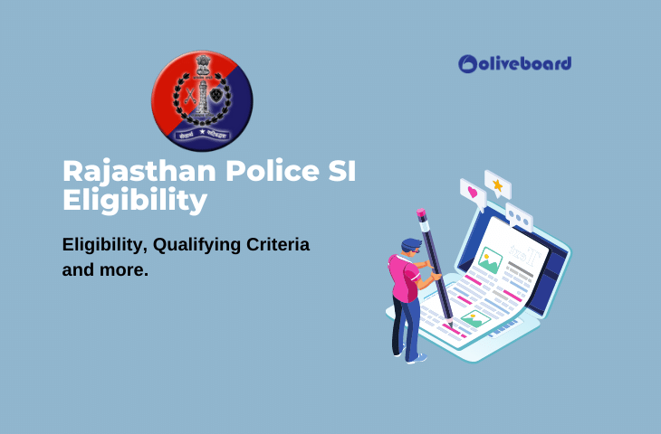 Rajasthan Police SI Eligibility