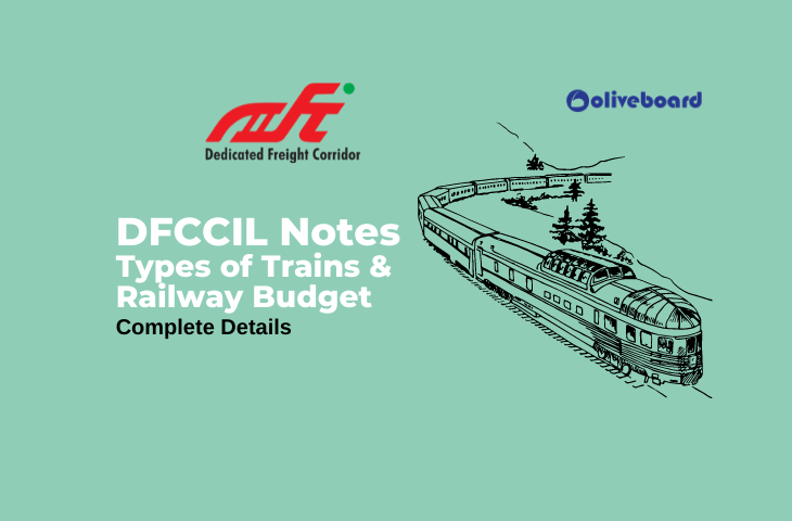 Types of Trains in India Notes