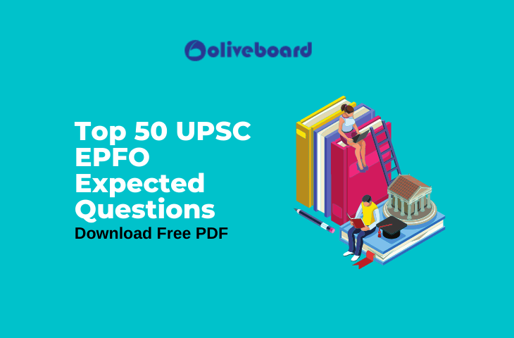UPSC EPFO expected Questions