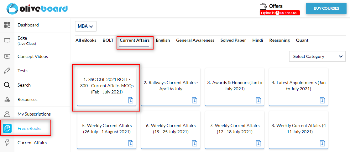 Current Affairs For SSC CGL 2020