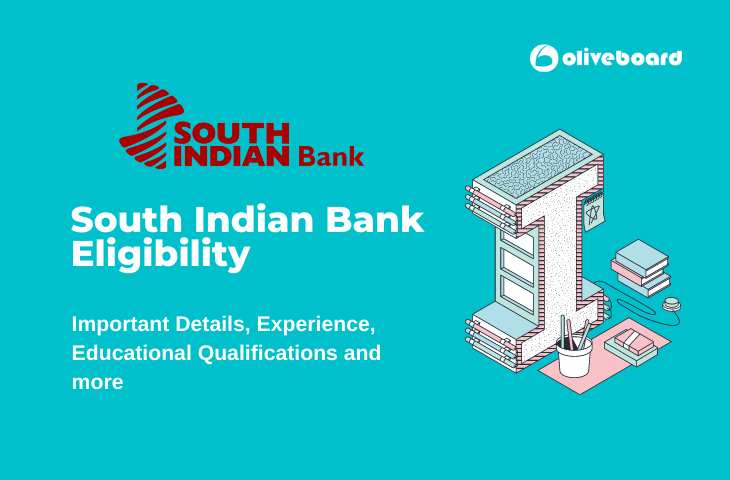 South Indian Bank Eligibility