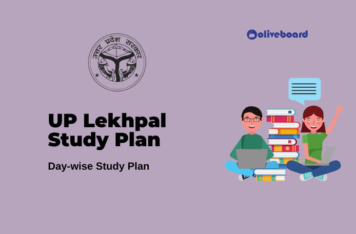 UP Lekhpal Study Plan