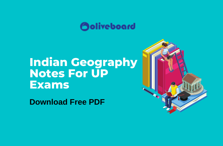 Indian Geography Notes For UP Exams