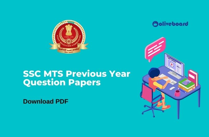 SSC MTS Previous Year Question Papers