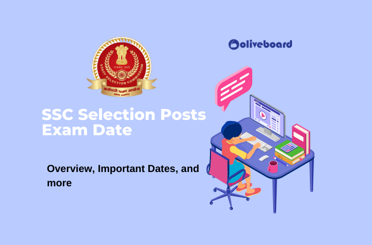SSC Selection Posts Exam Date
