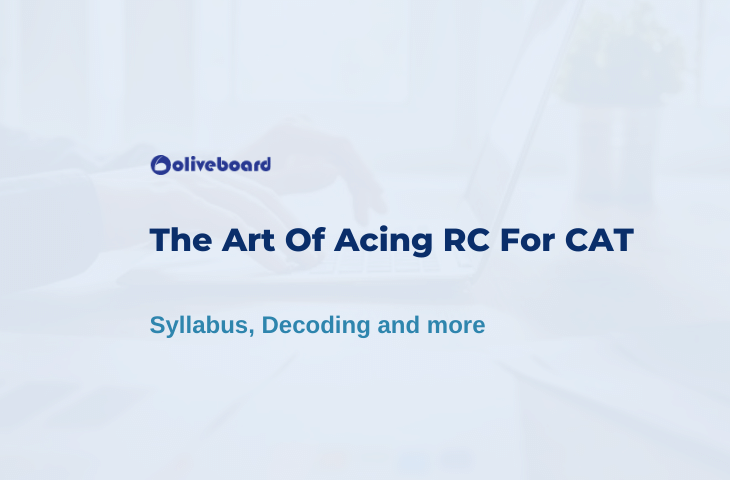 The Art Of Acing RC For CAT